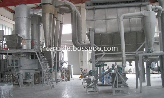 XSG Series Spin Flash Dryer for Stearic Acid Chemical Material