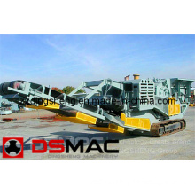 Mobile Stone Crusher Plant