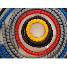 Different Sizes Spiral Hydraulic Hose Protective Sleeve