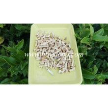Cogumelo desidratado Shiitake 7 * 7mm de Granuled