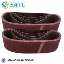 China Supplier abrasive belt cleaner abrasive belts About