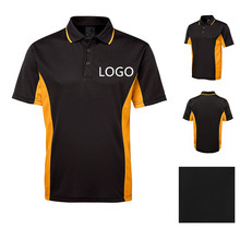 Custom Mens Polo T-shirt OEM Kläder Herr T Shirt