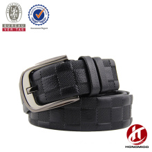 Men's genuine leather with engraving leisure wrist belt
