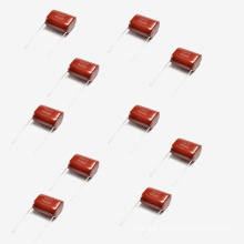 Metallized Polyester Film Capacitor Mkt-Cl21 3.3UF 10% 250V AC