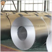 HDGL Hot Dip Zinco revestido de alumínio folha de telhado de aço da classe G550