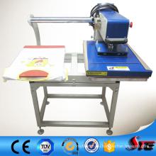 Сертификат CE Автоматическая двойная станция сублимации машина