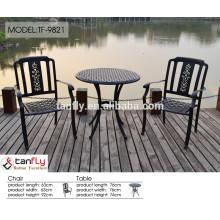 2015 nuevo aluminio marco muebles al aire libre