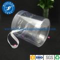 Transparenter Kunststoffzylinder Verpackung Vasen Bulk