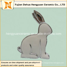 Easter Tealight Round Stand Bunny Shape Candle Holder