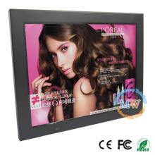 delgado marco estrecho de 12 pulgadas de pantalla HD y WiFi foto marco digital opcional, marco de fotos digital LCD
