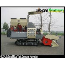 Máquina para cosechar arroz Wishope Machinery 4lz-4.0z
