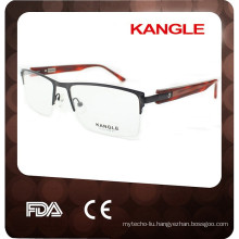 2017 New Fashion Man metal optical eyeglasses & metal optical frame