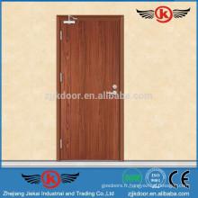 JK-FW9103 Porte ignifuge à une feuille avec bois