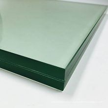 12+1.52mm+12mm 1212.4 25.52mm security safety clear sgp exterior toughened laminated glass price per square meter
