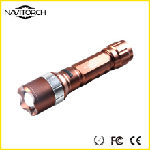 CREE XP-E LED haute puissance torche torche rechargeable (NK-681)