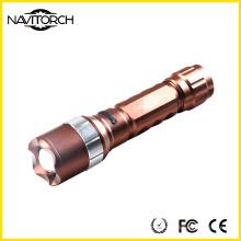 Tocha recarregável do diodo emissor de luz do poder superior do CREE XP-E LED (NK-681)