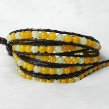 Fashion Handmade Exquise Leather Bracelet