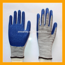 13G Mixed Nylon Liner Latex Coated Safety Working Gloves