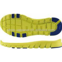 2013 zapatillas de deporte al aire libre suela suela al por mayor