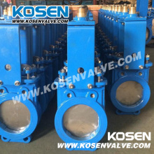 Cast Iron Knife Gate Valves (Z73X)