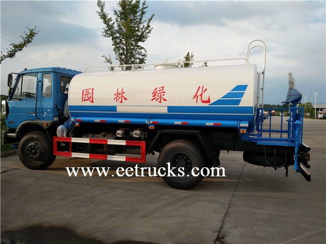 8-10 CBM Water Tank Trucks