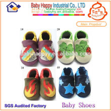 Dropship high quality wholesale baby crib shoes