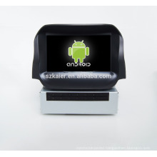 Quad core!car dvd with mirror link/DVR/TPMS/OBD2 for 8 inch touch screen quad core 4.4 Android system FORD ECOSPORT 2013