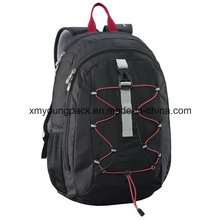 Fashion Black 30 Litre Versatile Backpack Travel Bag