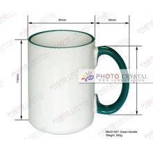11oz sublimation handle mug sublimation machine de revêtement pour tasses