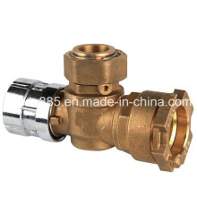 Water Meter Lockable Ball Valve