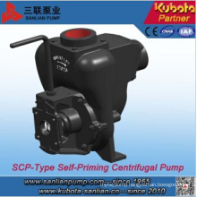 Light Self-Priming Pump for Solid Handling
