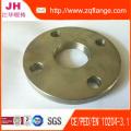 Carbon Steel Flat Screw Thread Flange Pn10/16 Dn10-1200