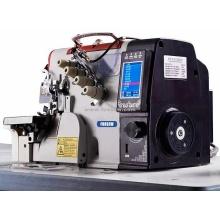 Máquina de costura de Overlock automática completa inteligente alta