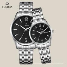 Relojes de señoras para hombre mecánicos del cuarzo al por mayor del diseñador del reloj 70021