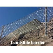 Barrera de protección contra derrumbes