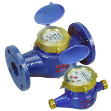 LXSY-15E~50E Wheel Multi-jet Liquid-sealed Cold Water Meter