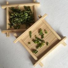 Vegetais orgânicos AD secos grânulos de pimentão verde