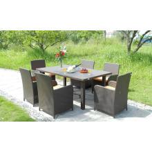 Sala de jantar mesa cadeira conjunto de móveis de design