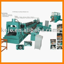 steel cable tray forming machinery