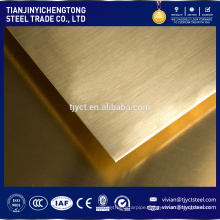 price for brass sheet