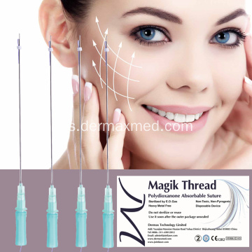 PDO Medical Thread con aguja
