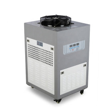 MEGA CW6000 1HP water chiller aquarium 3000W High efficiency cooling industrial air cooled water chiller