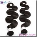 Cuticule alignés vrais cheveux humains cheveux indiens