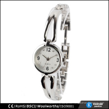 Benutzerdefinierte Logo Uhren Damen Kette Uhren