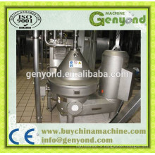 High Efficiency Milk Fat Separating Plant