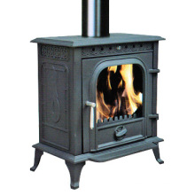 CE Certificated Cast Iron Heater, Wood Burner, Stove (FIPA074)