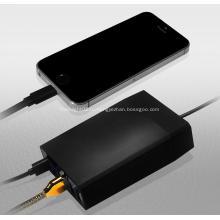 QC3.0 5V 10A 6-портовое USB зарядное устройство