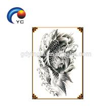 Etiqueta engomada del tatuaje del cuerpo para las imágenes de las mujeres