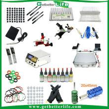 Getbetterlife dragonfly tattoo machine kit, free shipping tattoo kits