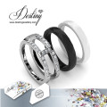 Destiny Jewellery Crystals From Swarovski Merger Ring